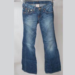 True Religion Billy Jeans Size 8
